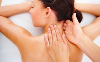 Массаж как способ лечения гипертонии