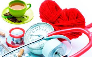 Какой чай можно пить при гипертонической болезни