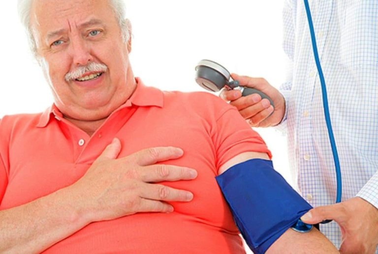 Лечение неотложных состояний (гипертонического криза) у ...
