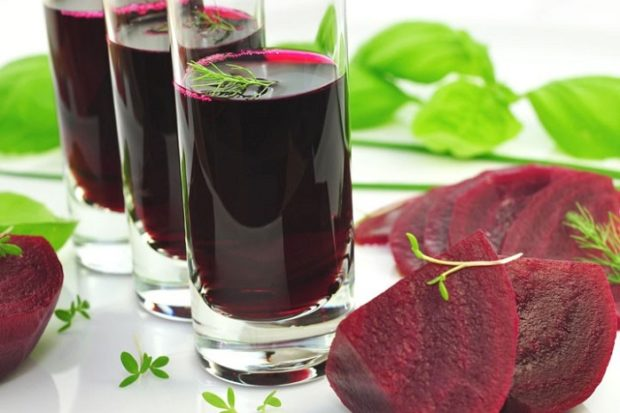 Свекольный сок стабилизирует давление