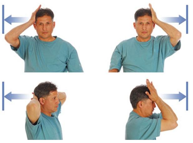 Упражнения Баранова