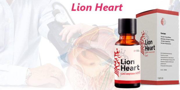 Препарат Lion heart