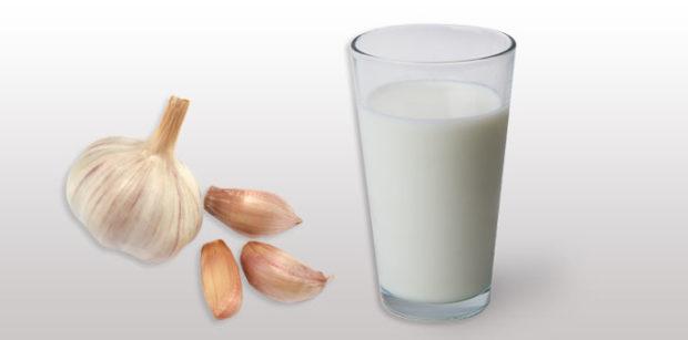Молочная настойка