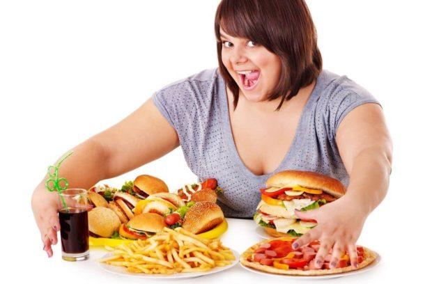 Причина гипертонии - ожирение