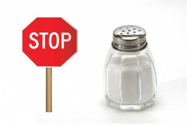 Ограничение соли