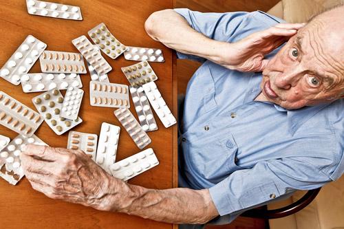 Подбор лекарств очень важен