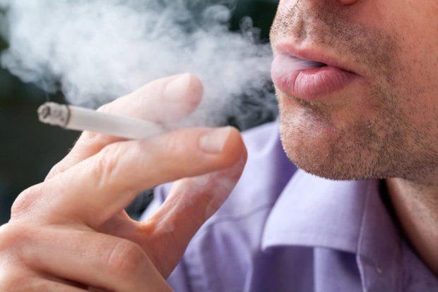 Курильщики в группе риска