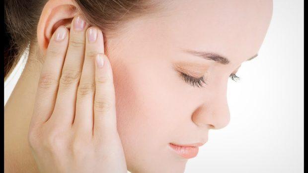Боль и звон в ушах