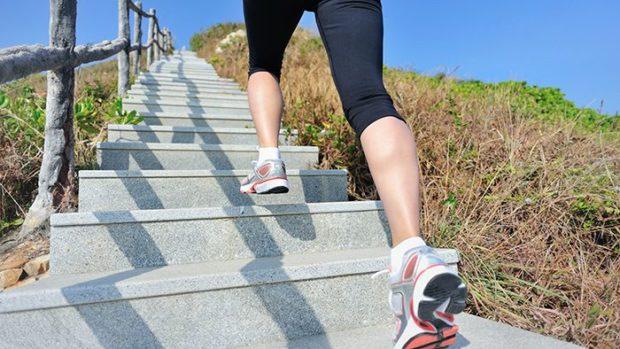 Ходьба по лестнице при атеросклерозе