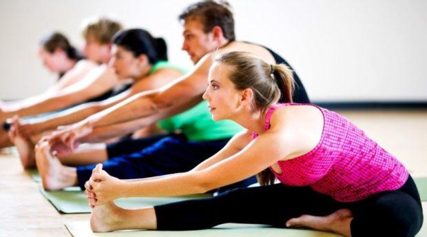 Йога против атеросклероза