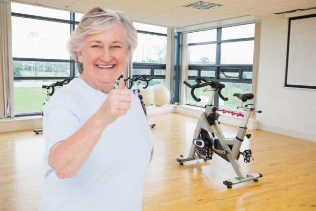 Велотренажер в лечении атеросклероза