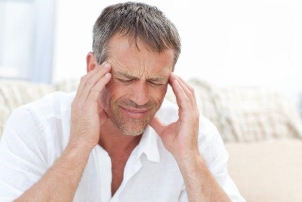 Головная боль - симптом атеросклероза