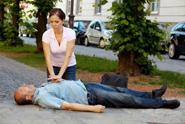 Смерть как осложнение атеросклероза