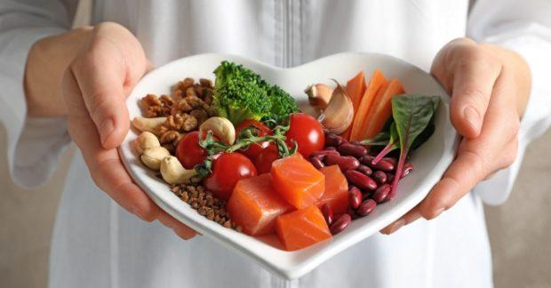 Полезные для сердца продукты