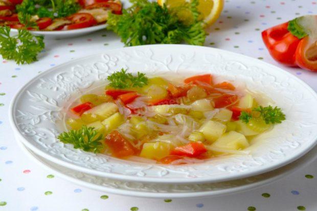 Суп из сельдерея при атеросклерозе