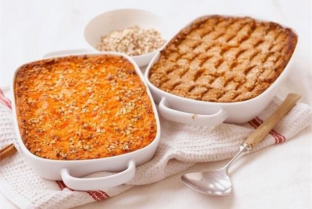 Рисовый пудинг с морковью при атеросклерозе
