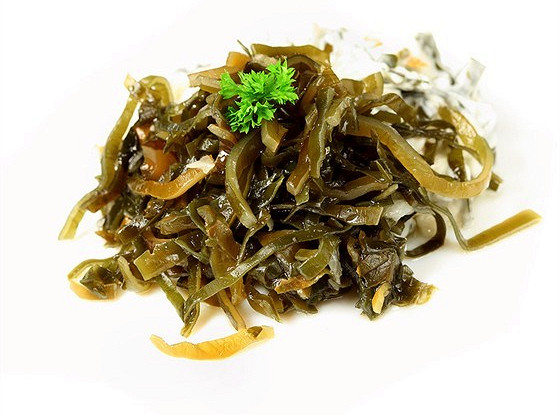 Салат из морской капусты при атеросклерозе