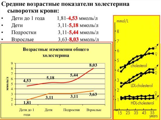 Лабораторные исследование на атеросклероз
