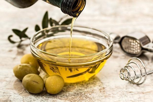 Оливковое масло при атеросклерозе сердца